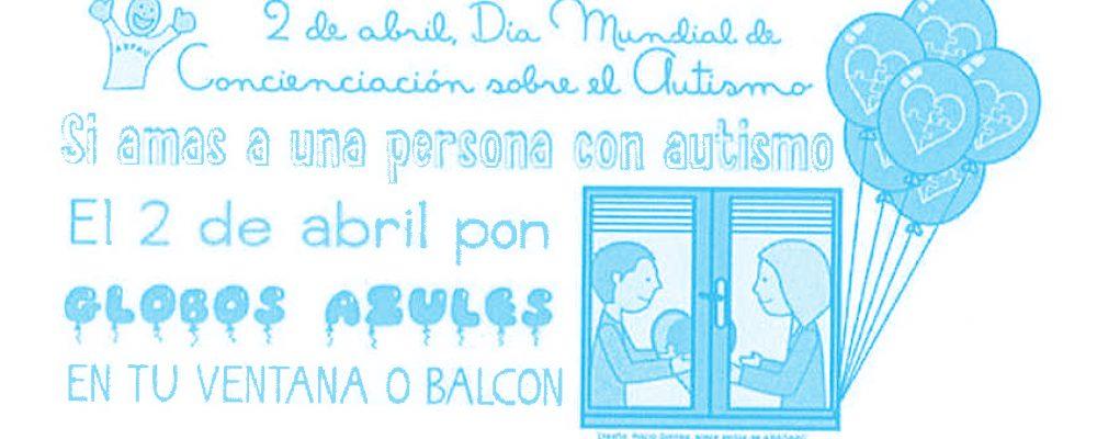 """Imaxes do acto """"Rompamos xuntos barreiras polo Autismo"""" celebrado esta mañá no Salón de Plenos do Concello"""