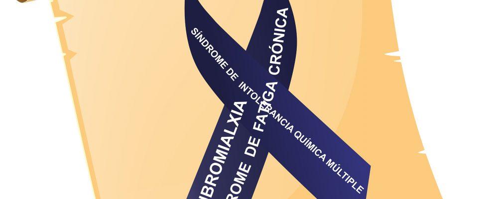 Día da fibromialxia, do síndrome de fatiga crónica e do síndrome de intolerancia química múltiple