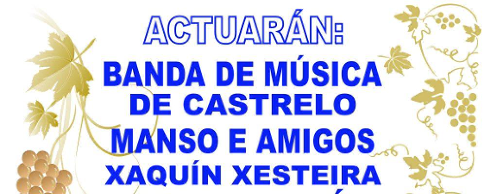 ENCONTRO DE CONFRARÍAS E 1ª FESTA DA VENDIMA