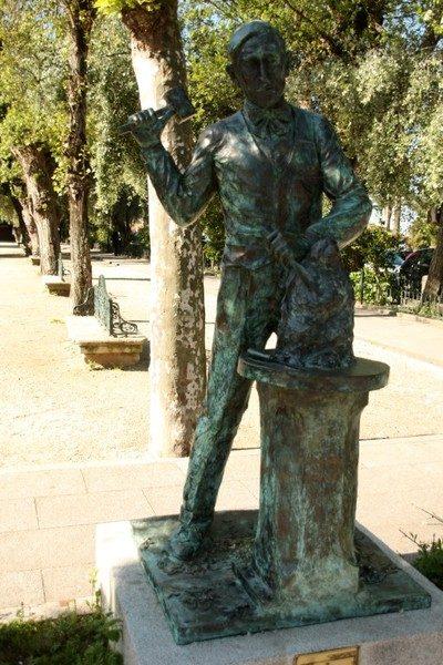 Escultura Francisco Asorey