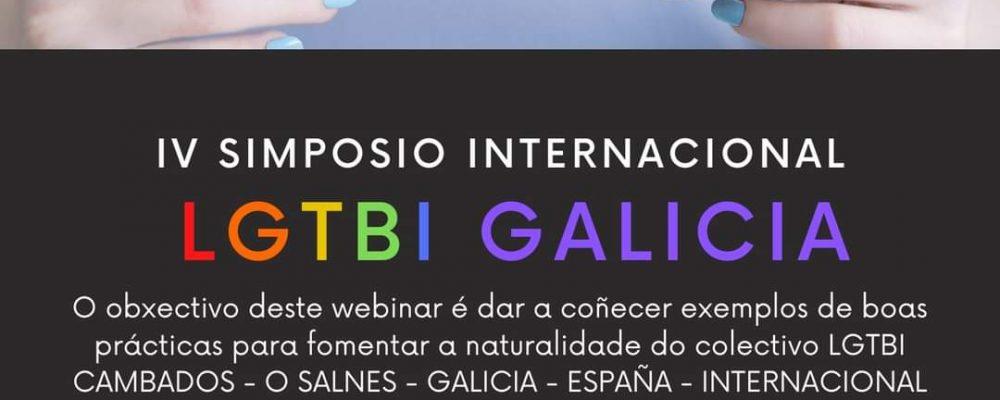 IV SIMPOSIO LGTBI GALICIA – Webinar Cambados 2020