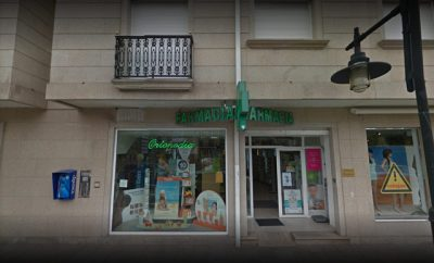 Farmacia Lede Castro