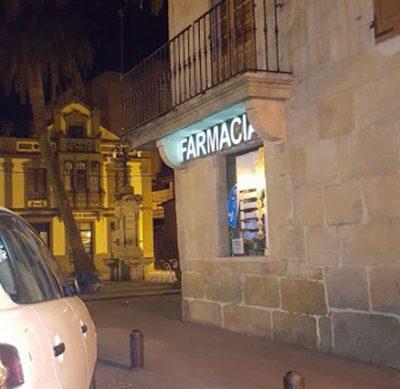 Farmacia García-Señoráns Álvarez