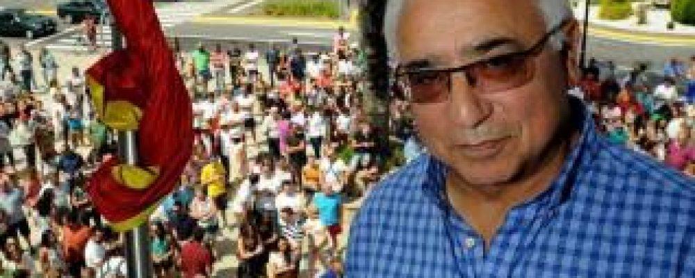 PREGÓN DE FRANCISCO FERNÁNDEZ REI LXIV FESTA DO ALBARIÑO