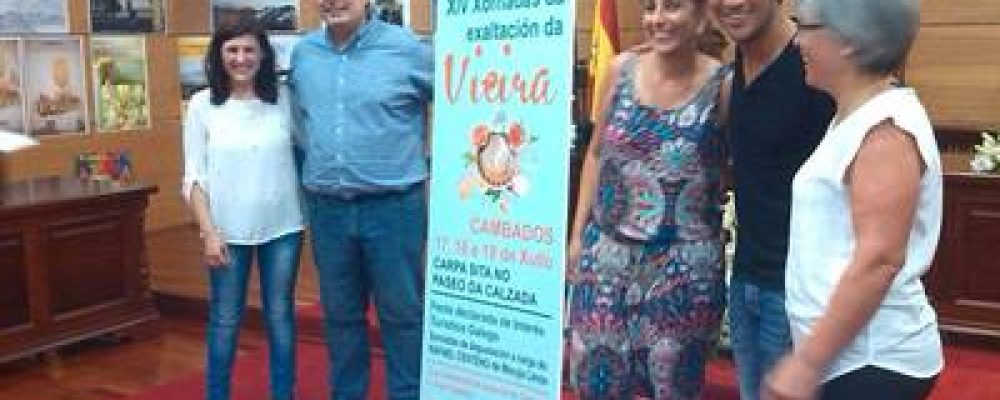PRESENTACIÓN XIV EDICIÓN DA FESTA DA VIEIRA