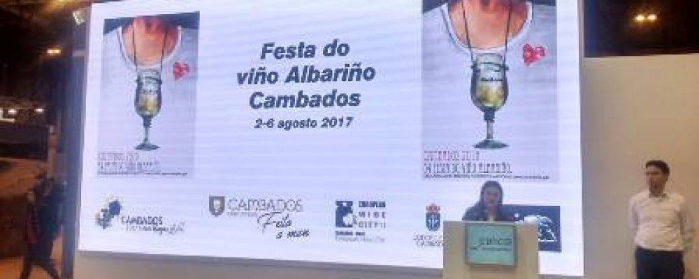 VIDEO DE PROMOCIÓN DA FESTA DO ALBARIÑO PRESENTADO EN FITUR 2017