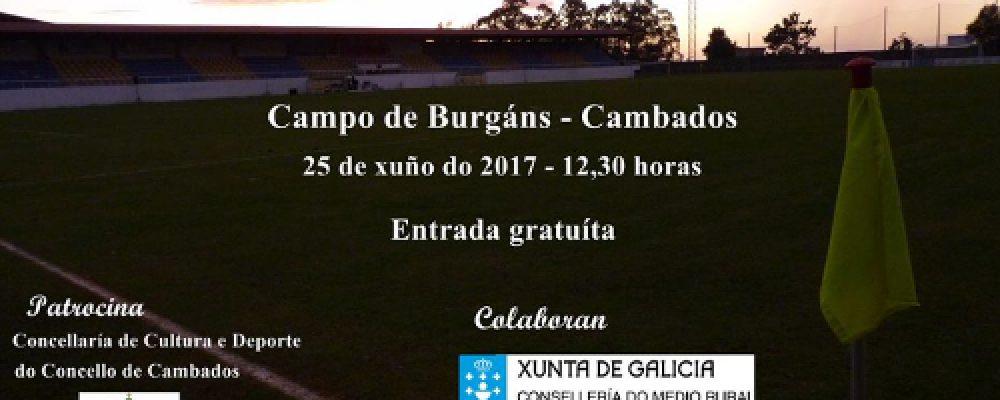 CAMBADOS, CAPITAL DO FÚTBOL FEMININO GALEGO