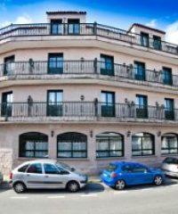 HOTEL A MARIÑA **