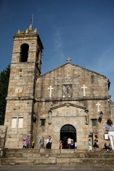 Convento de San Francisco (actual igrexa parroquial)