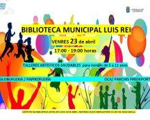CAMBADOS CELEBRARÁ O DÍA DO LIBRO CO CONCURSO DE CONTOS E ACTIVIDADES NA BIBLIOTECA