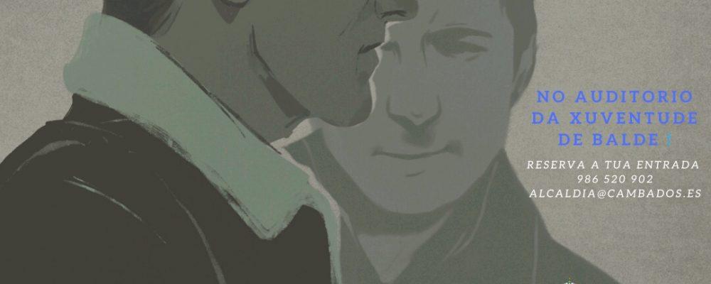 """Proxección do filme """"9 de novembro"""", de Ademar Silvoso"""