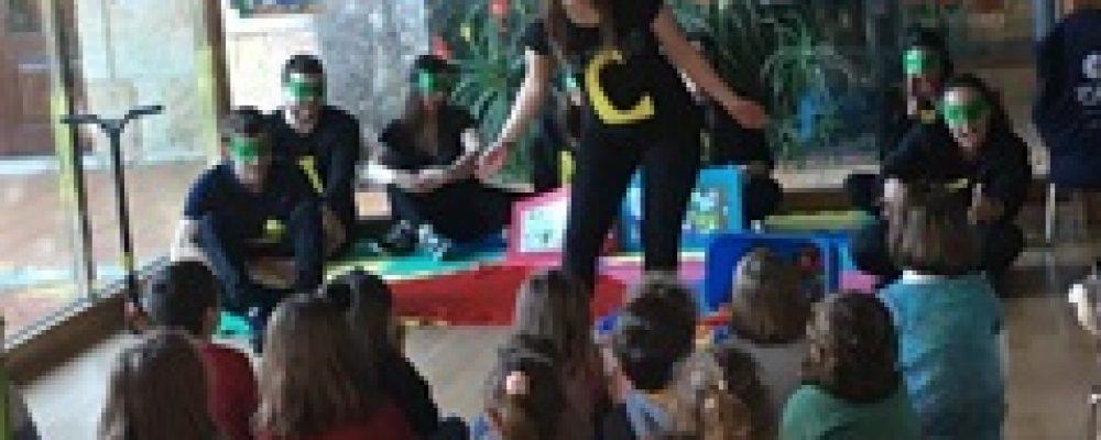 Cambados Emprende Xove volve impartir dous obradoiros para nenos na Biblioteca