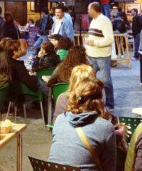 Plaza de As Rodas