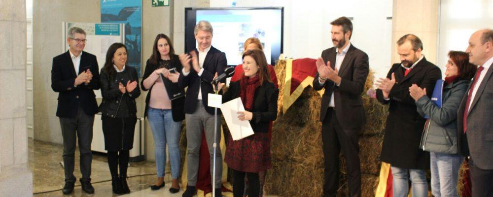 La alcaldesa de Cambados Fátima Abal presentó la Fiesta del Albariño 2018