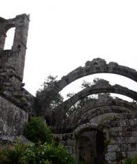 Ruínas de Santa Mariña Dozo