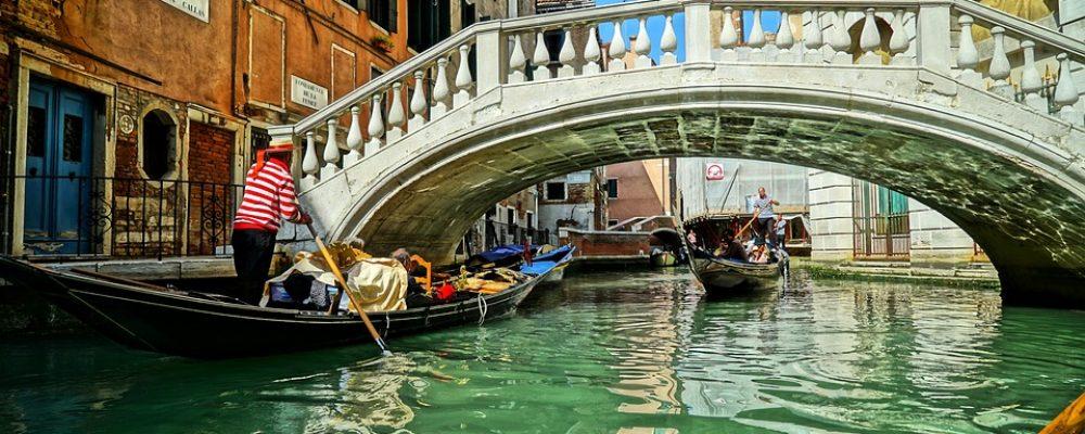 Intercambio juvenil a Venecia