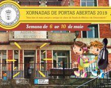 Jornadas de puertas abiertas de la escuela de música y del conservatorio